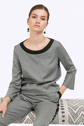 Emka Fashion B2338/jersey блузка