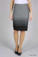 Юбка Emka Fashion / 264/bermuda-gray